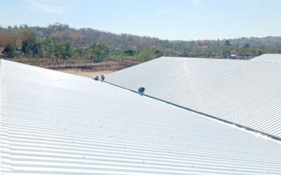 Atap UPVC DR.SHIELD Lebih Lebar dan Lebih Efisien dengan Kualitas Premium
