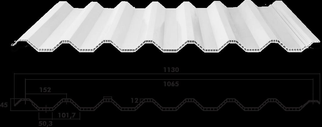 spesifikasi drshield twin wall RF 1065