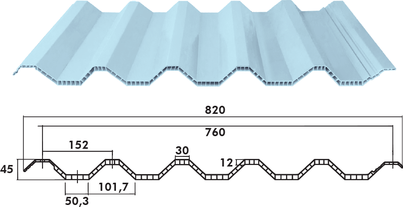 spesifikasi drshield twin wall RF 760