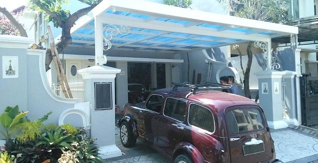 Atap Kanopi rumah kekinian? Perhatikan 3 Hal Ini